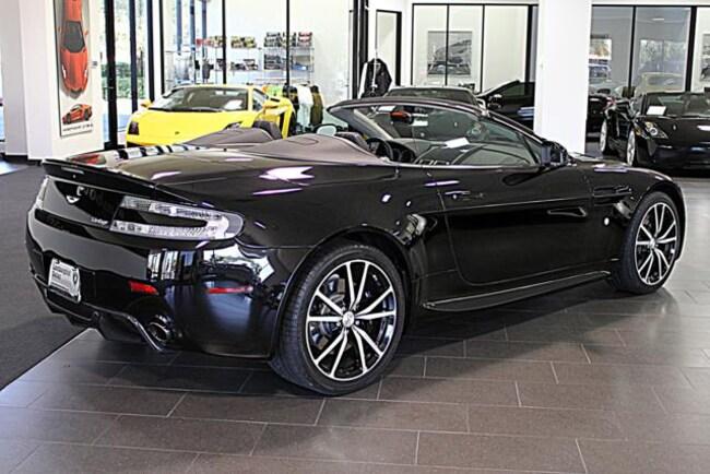 Used 2011 Aston Martin V8 Vantage For Sale Richardsontx Stock