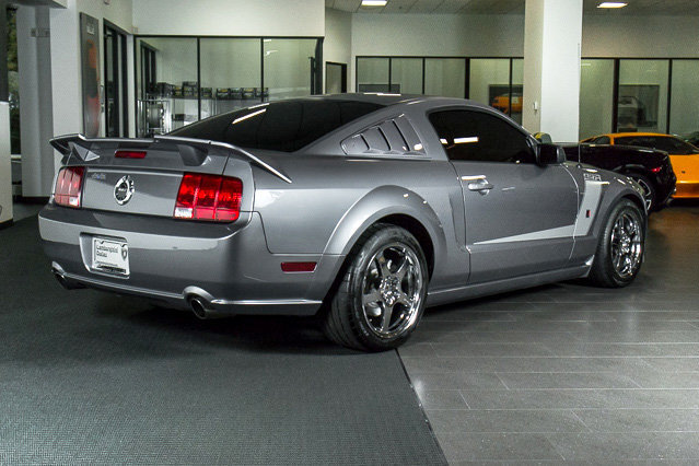 Mustang 427r stage