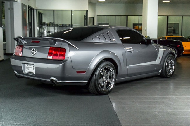 Ford Certified Pre Owned >> Used 2007 Ford Mustang GT Roush 427R Stage 3 For Sale ...