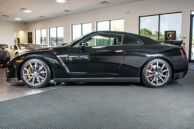 ... Pre Owned 2013 Nissan GT R Coupe Dallas TX ...
