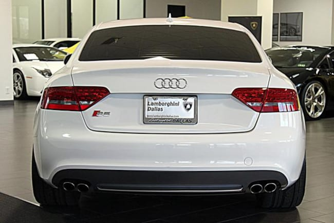 Used Cars In Dallas Tx >> Used 2010 Audi S5 For Sale Richardson,TX | Stock# LT0449 ...