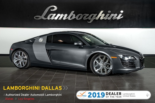 2009 Audi R8 Coupe Coupe