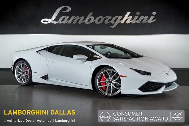 Used 2015 Lamborghini Huracan Lp610 4 For Sale At Lamborghini Dallas
