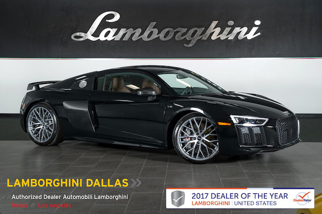 Used Audi R For Sale RichardsonTX Stock LT VIN - Audi r8 used