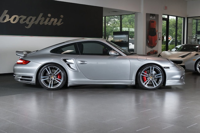 used 2007 porsche 911 turbo for sale richardson,tx   stock# lt0758