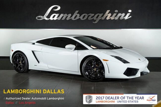 Used 2009 Lamborghini Gallardo Lp560 4 For Sale Richardson Tx
