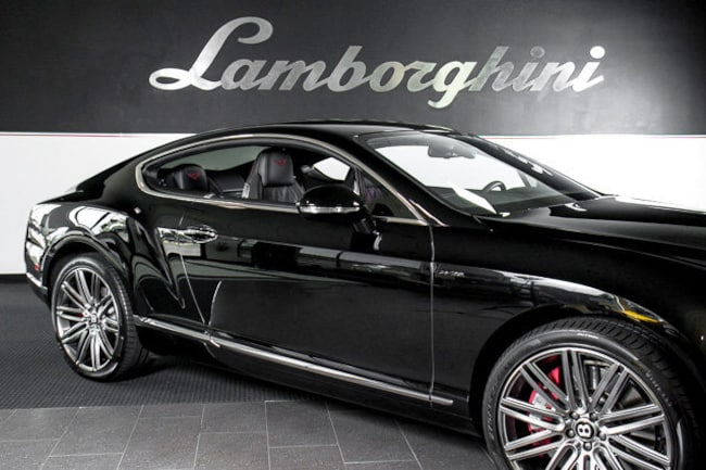 Used 2014 Bentley Continental Gt For Sale Richardsontx Stock