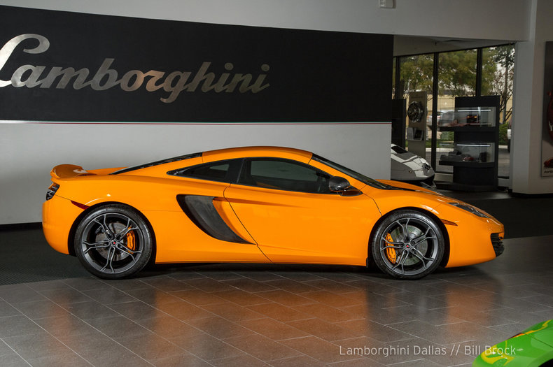 ... Pre Owned 2012 McLaren MP4 12C Coupe Dallas TX ...