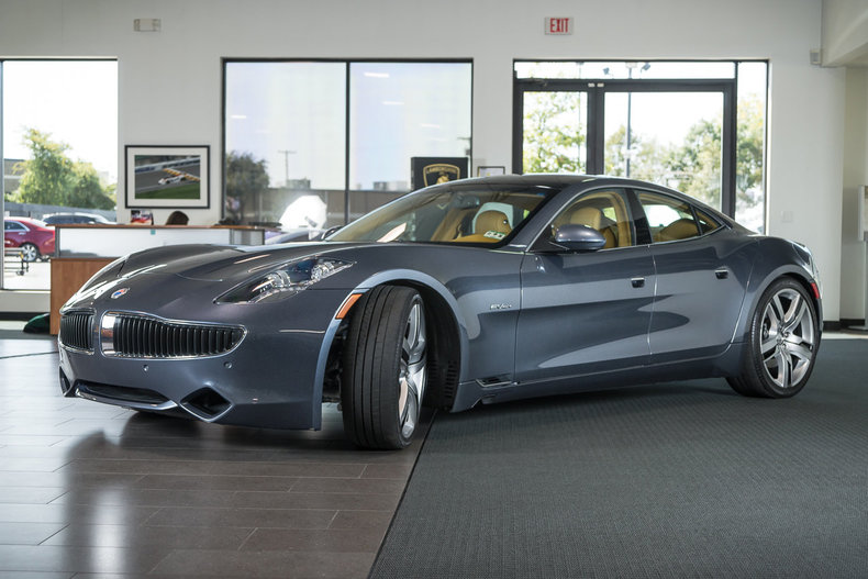 Facebook Cars For Sale Dallas Tx: Used 2012 Fisker Karma For Sale Richardson,TX