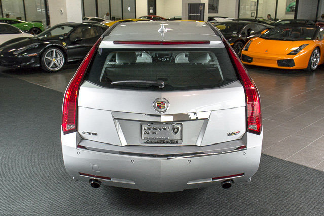 ... Pre Owned 2011 Cadillac CTS V Sport Wagon Wagon Dallas TX ...