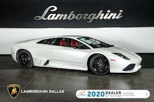 2009 Lamborghini Murcielago LP 640 Coupe
