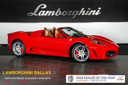 Used 2008 Ferrari F430 For Sale Richardson Tx Stock Lt1207 Vin Zffew59a180164013