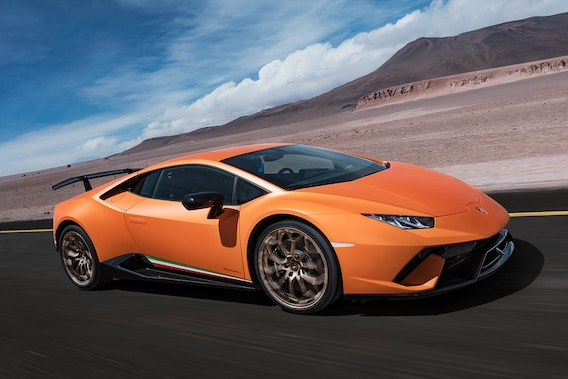 Lamborghini Huracán Performante Lamborghini Dallas