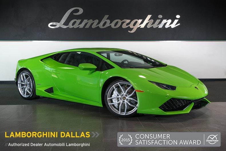 Lamborghini verde mantis