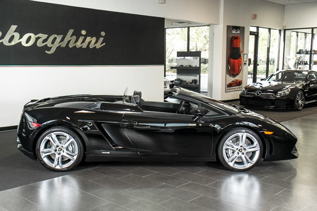 ... Pre Owned 2012 Lamborghini Gallardo LP550 2 Spyder Dallas TX ...