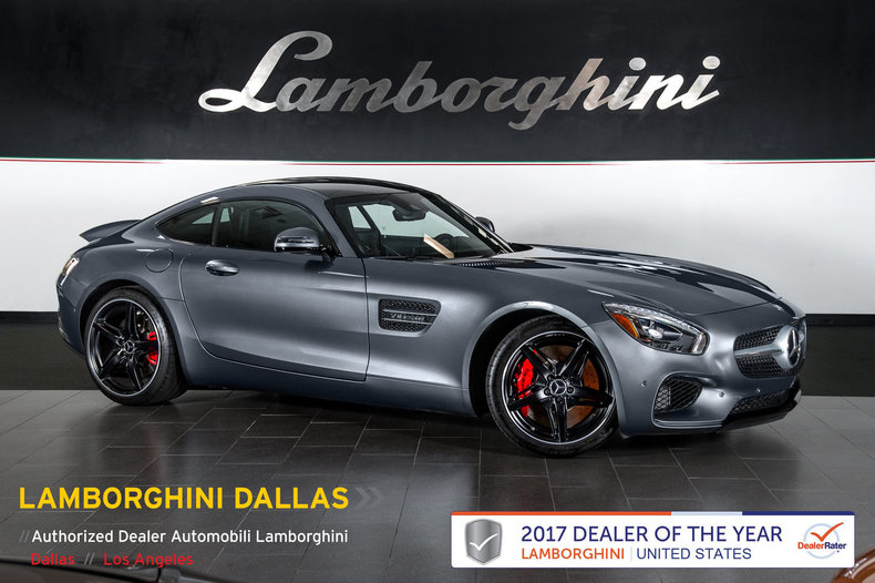 Pre Owned 2016 Mercedes Benz AMG GT S Coupe Dallas TX