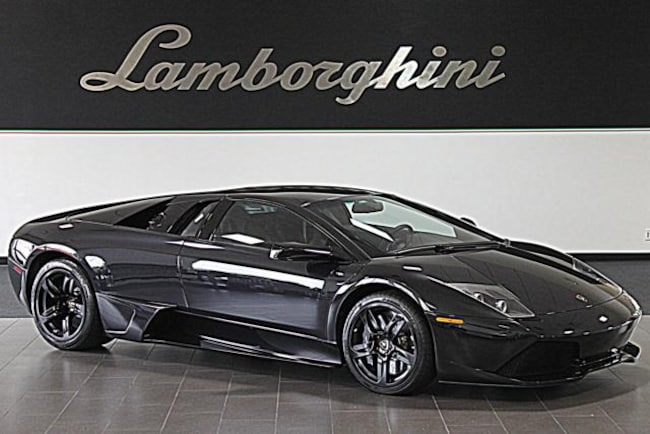 Used 2008 Lamborghini Murcielago For Sale Richardson Tx Stock