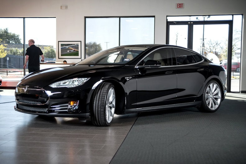 used 2013 tesla s p85 for sale richardson tx stock lc393 vin 5yjsa1dp3dfp16109. Black Bedroom Furniture Sets. Home Design Ideas