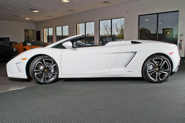 ... Pre Owned 2013 Lamborghini Gallardo LP560 4 Spyder Dallas TX ...
