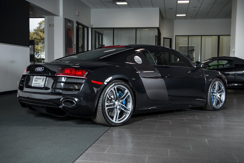 ... Pre Owned 2010 Audi R8 5.2 V10 Coupe Dallas TX ...