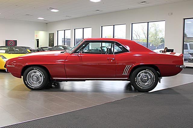 used 1969 chevrolet camaro for sale richardson tx stock lt0448 vin 124379n6655520000. Black Bedroom Furniture Sets. Home Design Ideas