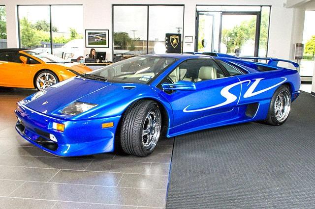 Auto City Dallas Tx >> Used 1999 Lamborghini Diablo SV For Sale Richardson,TX | Stock# LC260 VIN: ZA9DU21B2XLA12234