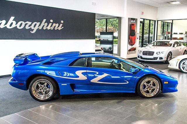 Lamborghini Aventador Specs >> Used 1999 Lamborghini Diablo SV For Sale Richardson,TX ...