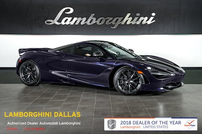 Mclaren For Sale >> Used 2018 Mclaren 720s For Sale Richardson Tx Stock Lc545 Vin Sbm14dca9jw001478