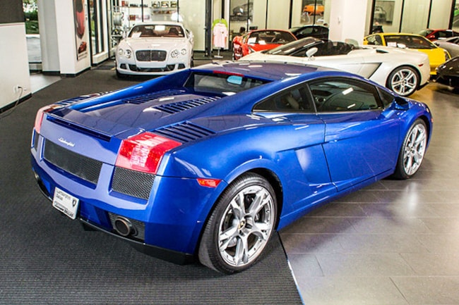 Used 2004 Lamborghini Gallardo For Sale Richardson Tx Stock
