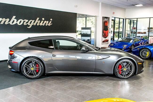 Used 2012 Ferrari Ff For Sale Richardsontx Stock Lt0581 Vin