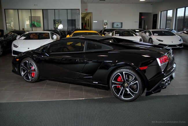 Used 2013 Lamborghini Gallardo Lp560 4 For Sale Richardson Tx