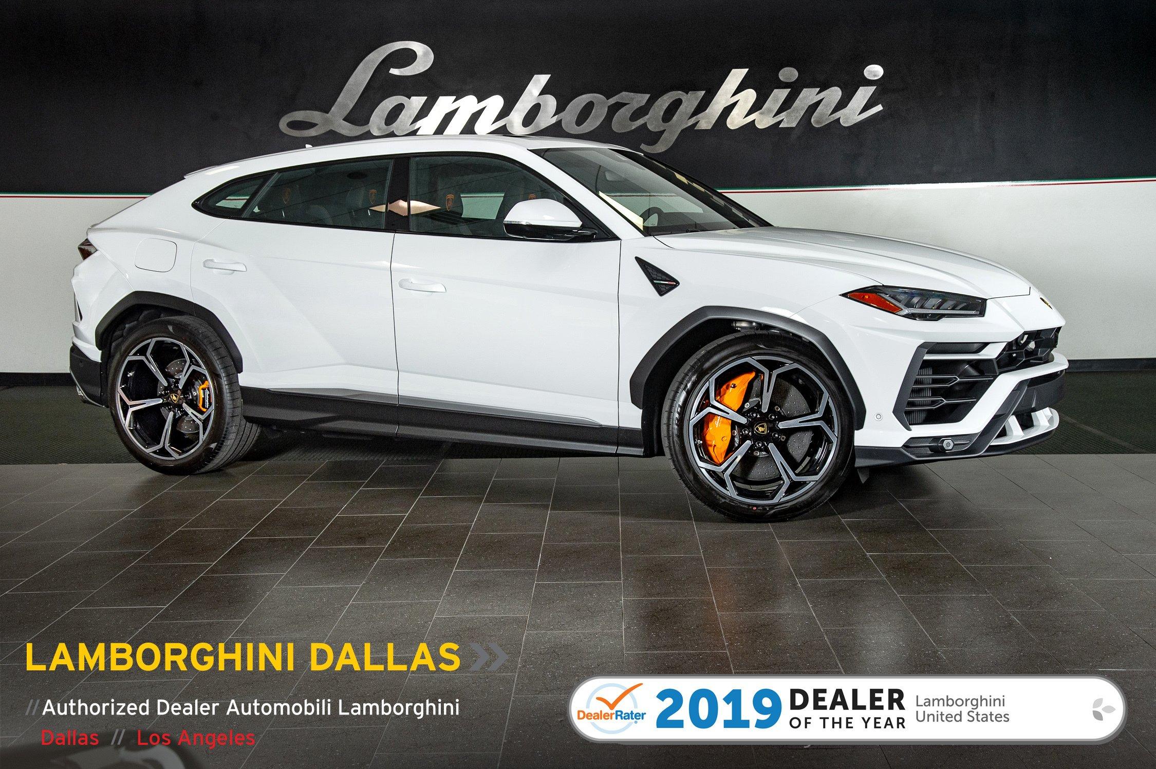 Used 2019 Lamborghini Urus For Sale Richardson,TX