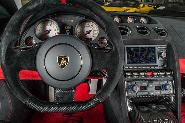 ... Pre Owned 2013 Lamborghini Gallardo LP 570 4 Super Trofeo Stradale  Coupe Dallas ...