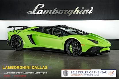 Lamborghini Gallardo 2017 >> Used 2017 Lamborghini Aventador Sv For Sale Richardson Tx Stock Lc542 Vin Zhwur3zd5hla05293