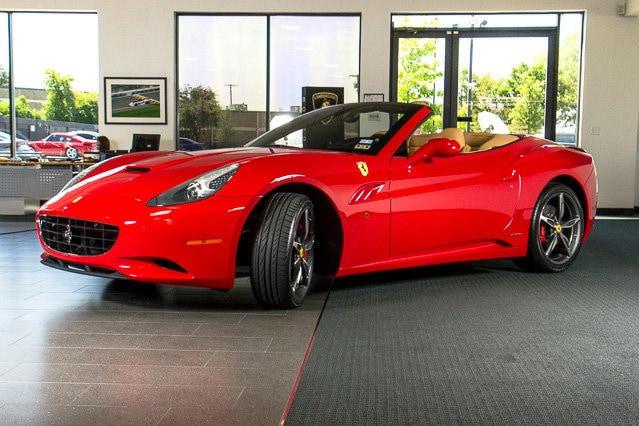 Used 2015 Ferrari California Dd For Sale In Northern: Used 2014 Ferrari California For Sale Richardson,TX