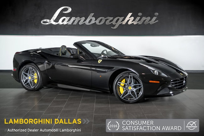 Used 2015 Ferrari California T For Sale Richardsontx Stock