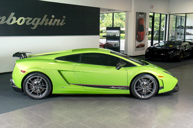 ... Pre Owned 2012 Lamborghini Gallardo LP570 4 Superleggera Coupe Dallas  TX ...