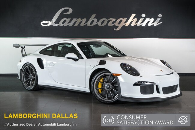 Used 2016 Porsche 911 GT3 RS For Sale Richardson,TX | Stock# LC373 ...