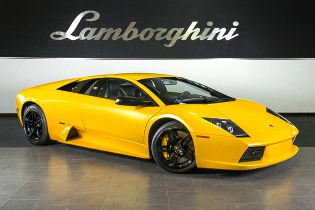 Pre-Owned 2006 Lamborghini Murcielago Coupe Dallas TX