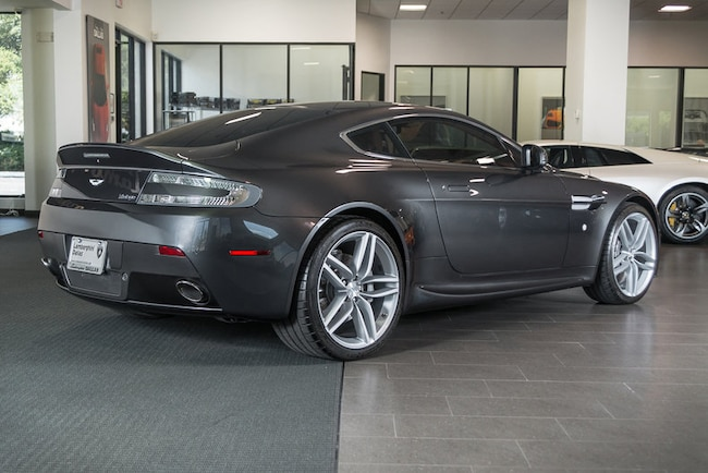 Used 2013 Aston Martin Vantage For Sale Richardson Tx Stock