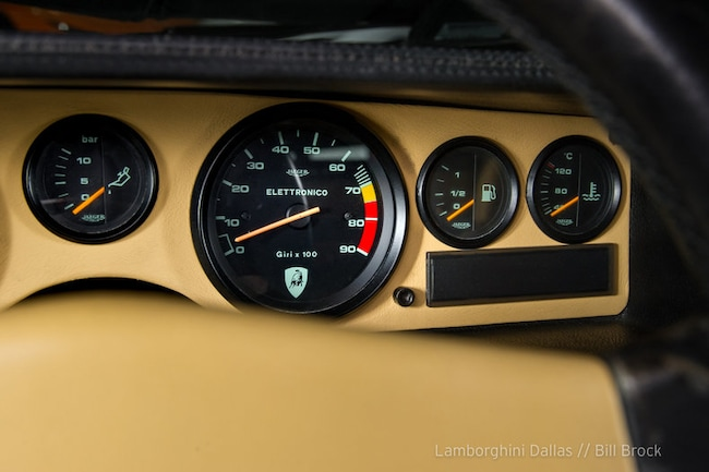 Used 1989 Lamborghini Countach For Sale Richardson Tx Stock Lc479