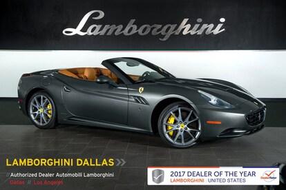 Used 2014 Ferrari California For Sale Richardson Tx Stock L0976 Vin Zff65tja3e0203171