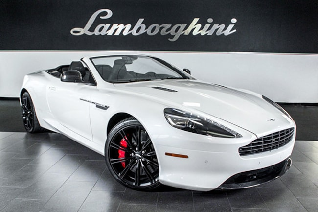 Used Aston Martin DB For Sale RichardsonTX Stock LC VIN - Db9 aston martin