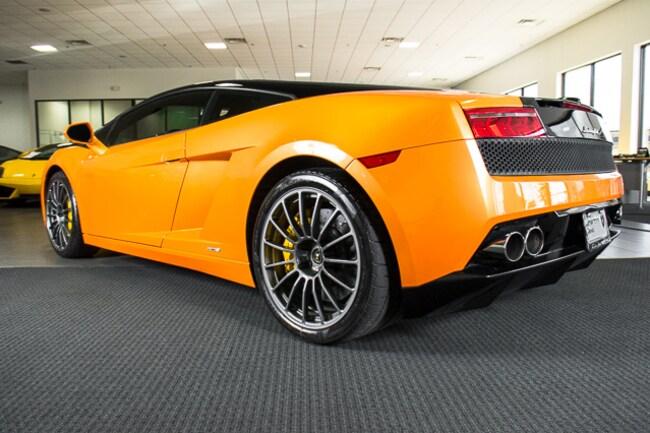 Used 2012 Lamborghini Gallardo Lp550 2 For Sale Richardson Tx
