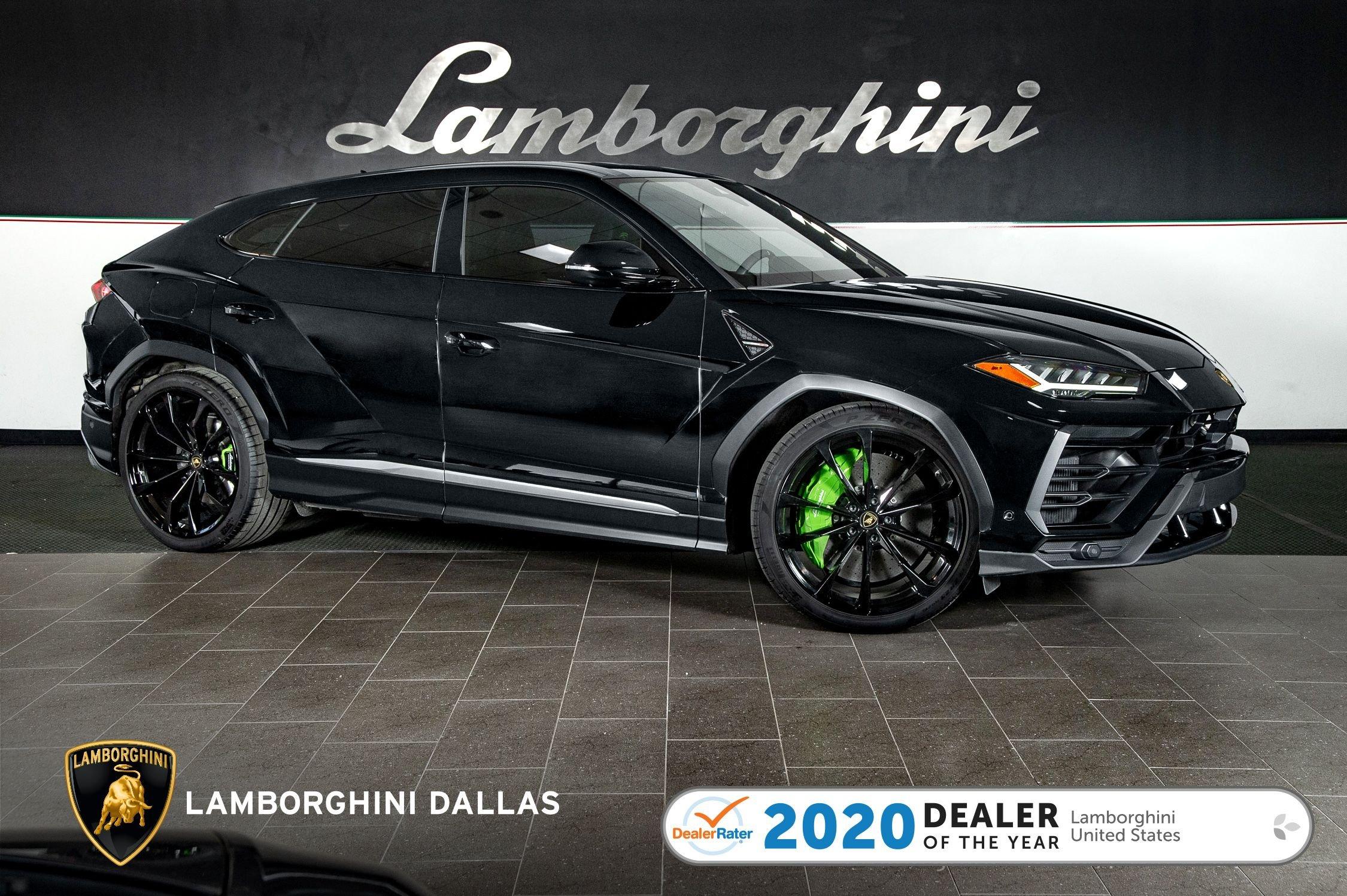 Used 2019 Lamborghini Urus For Sale Richardson Tx Stock L1249 Vin Zpbua1zl8kla04132