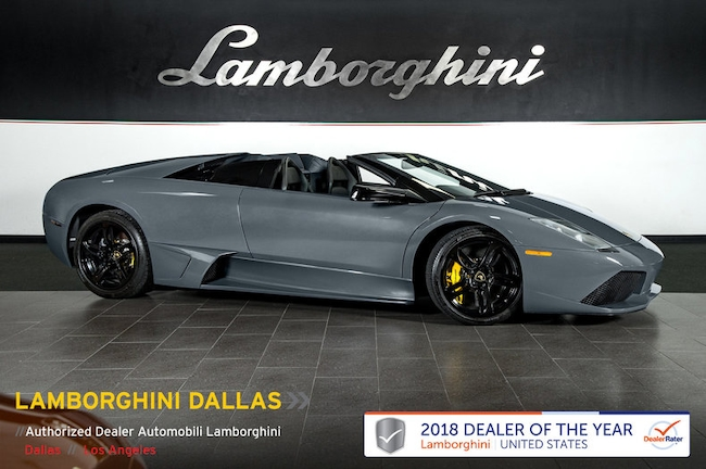 Used 2008 Lamborghini Murcielago For Sale Richardson Tx Stock
