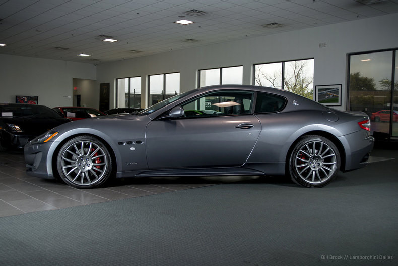 used 2014 maserati gran turismo sport for sale richardson tx stock lt0904 vin zam45vla2e0100978. Black Bedroom Furniture Sets. Home Design Ideas