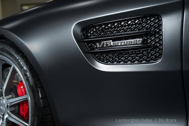 Used 2016 mercedes benz amg gt s for sale richardson tx for Used mercedes benz dallas