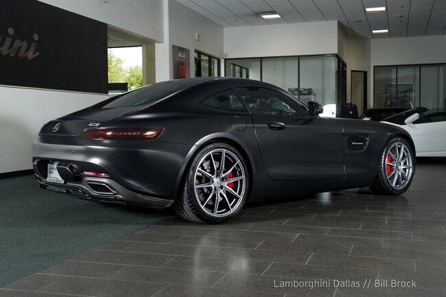 Used 2016 Mercedes-Benz AMG GT-S For Sale Richardson,TX | Stock ...