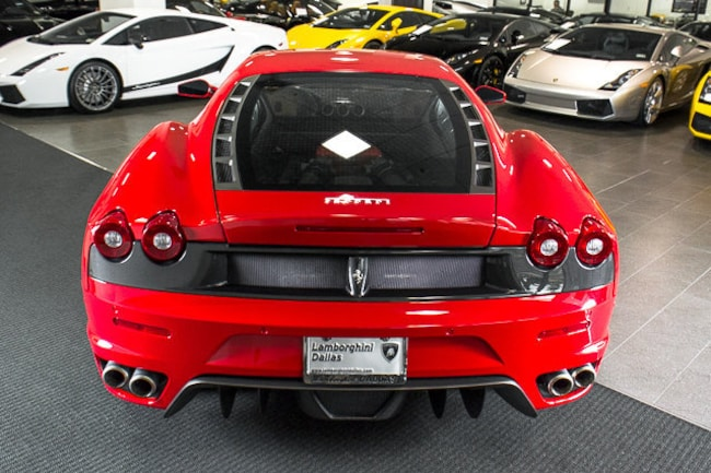 used 2008 ferrari f430 for sale richardson tx stock l0654 vin zffew58a480161964. Black Bedroom Furniture Sets. Home Design Ideas